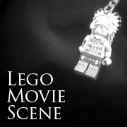 Re-creating famous movie scenes with LEGO