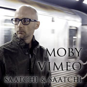 Moby – music video challenge