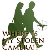 盗まれたカメラを探せ!
