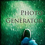 写真用ジェネレーター、3